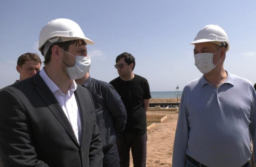 Инсаф Хайруллин с рабочим визитом посетил Дербент
