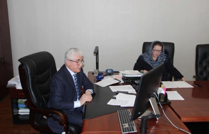 В Совфеде РФ обсудили вопросы обеспечения сбалансированности бюджета Дагестана