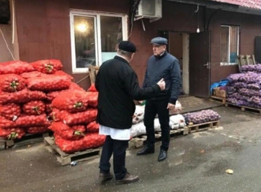Эмин Шайхгасанов: «Оснований для беспокойства населения по поводу нехватки продуктов нет»