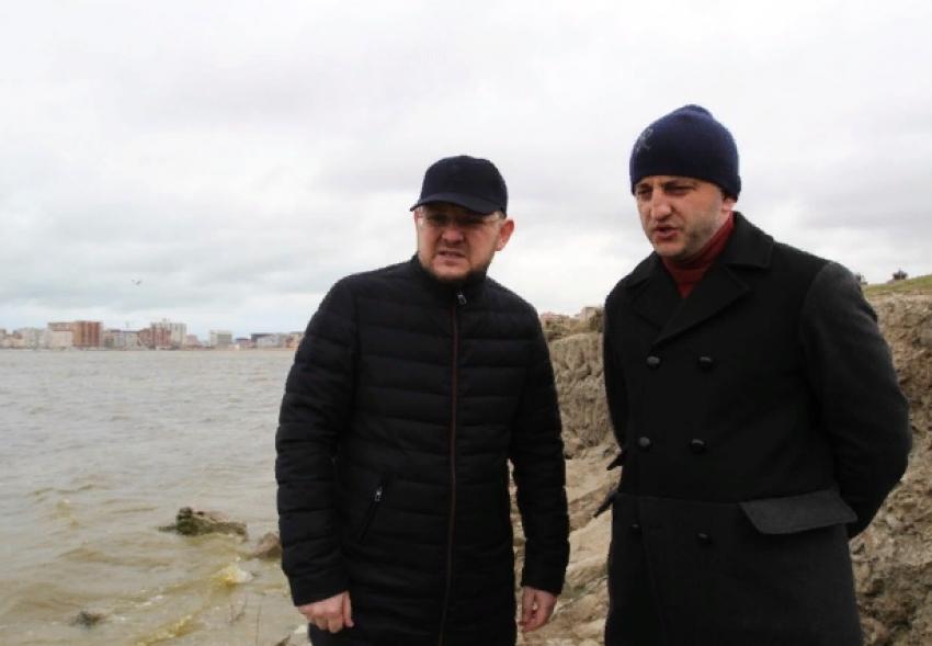 Салман Дадаев отреагировал на сообщения о массовой гибели рыбы в озере Ак-Гель