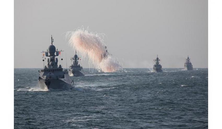 Новая веха в истории флотилии